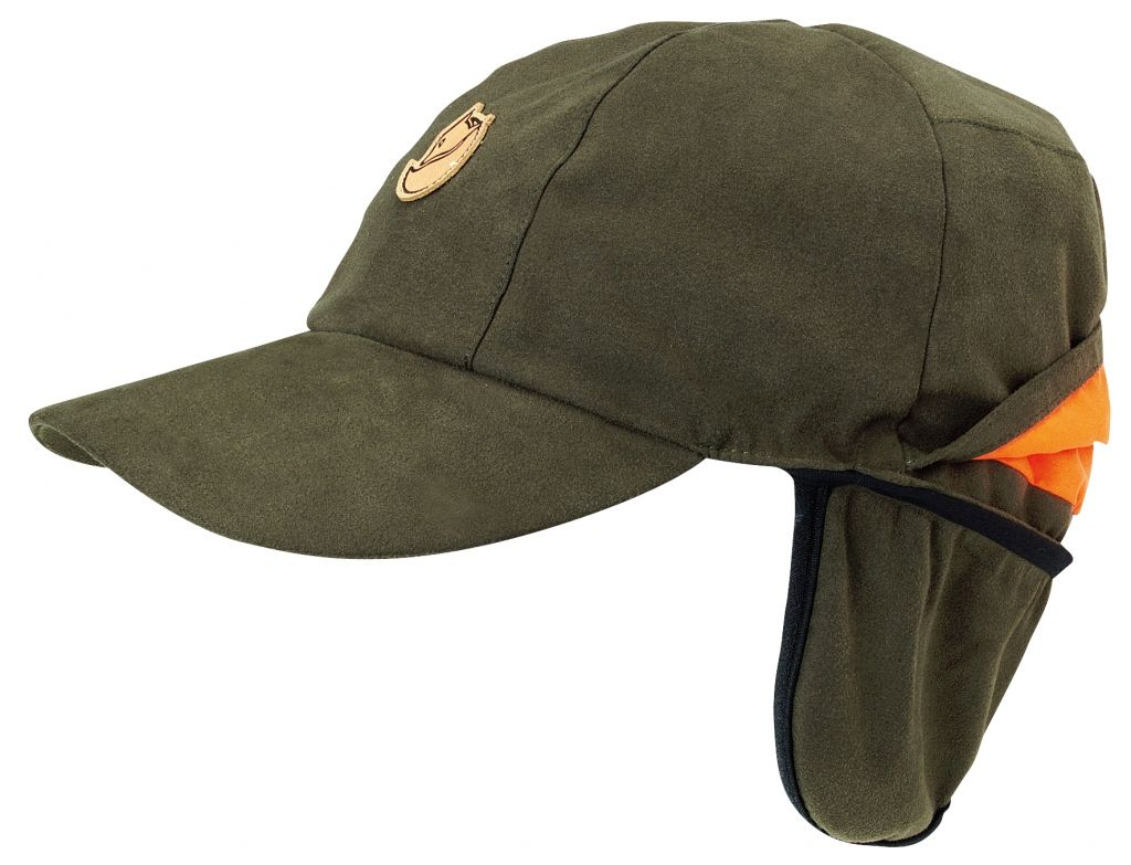 FjallRaven Pintail Cap Dark Olive-30