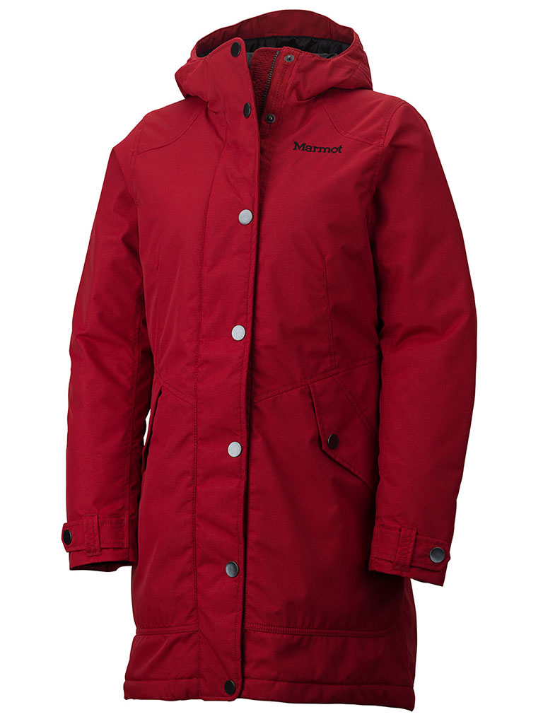 Marmot Wm's Brooke Jacket Deep Red-30