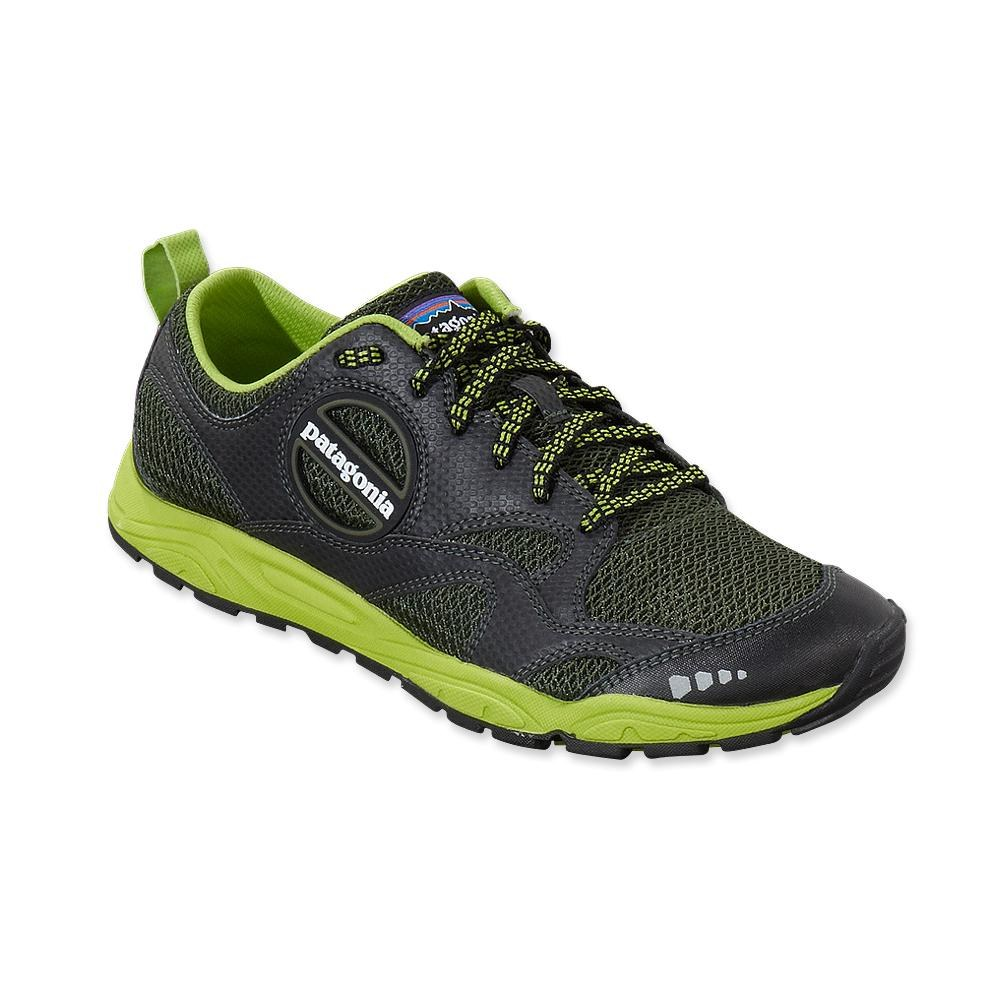 Patagonia EVERmore Shoe Black w/Urbanist Green-30