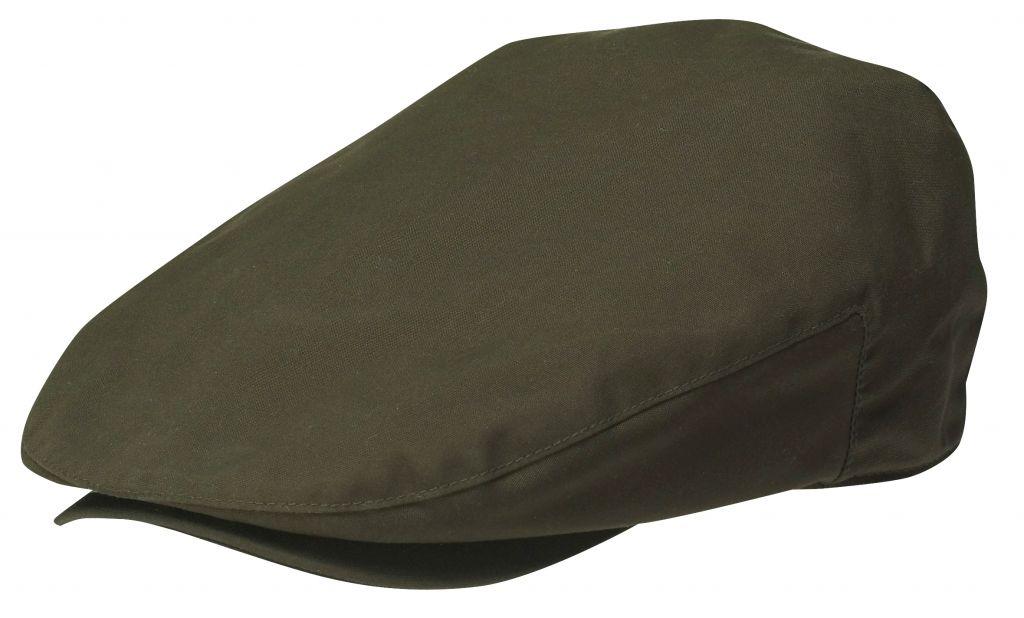 FjallRaven Flat Cap Dark Olive-30