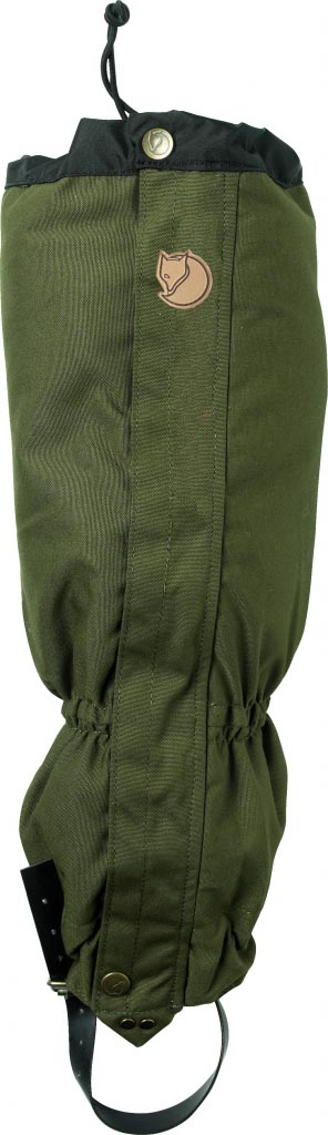 FjallRaven Trekking Gaiters Forest Green-30