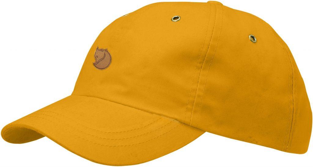 FjallRaven Helags Cap Campfire Yellow-30