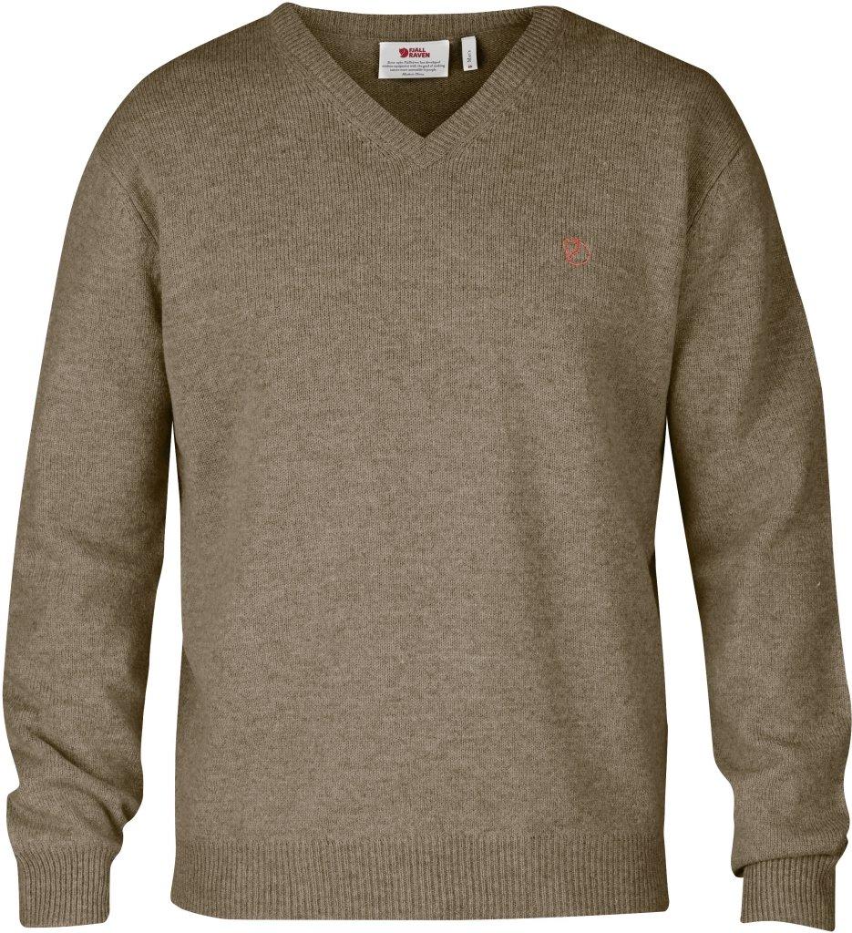 FjallRaven Shepparton Sweater Taupe-30