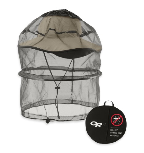 Outdoor Research Deluxe Spring Ring Headnet-30