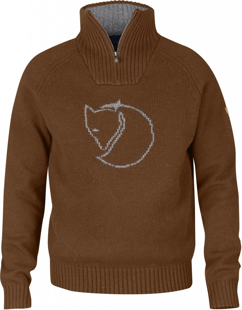 FjallRaven Red Fox Sweater Chestnut-30