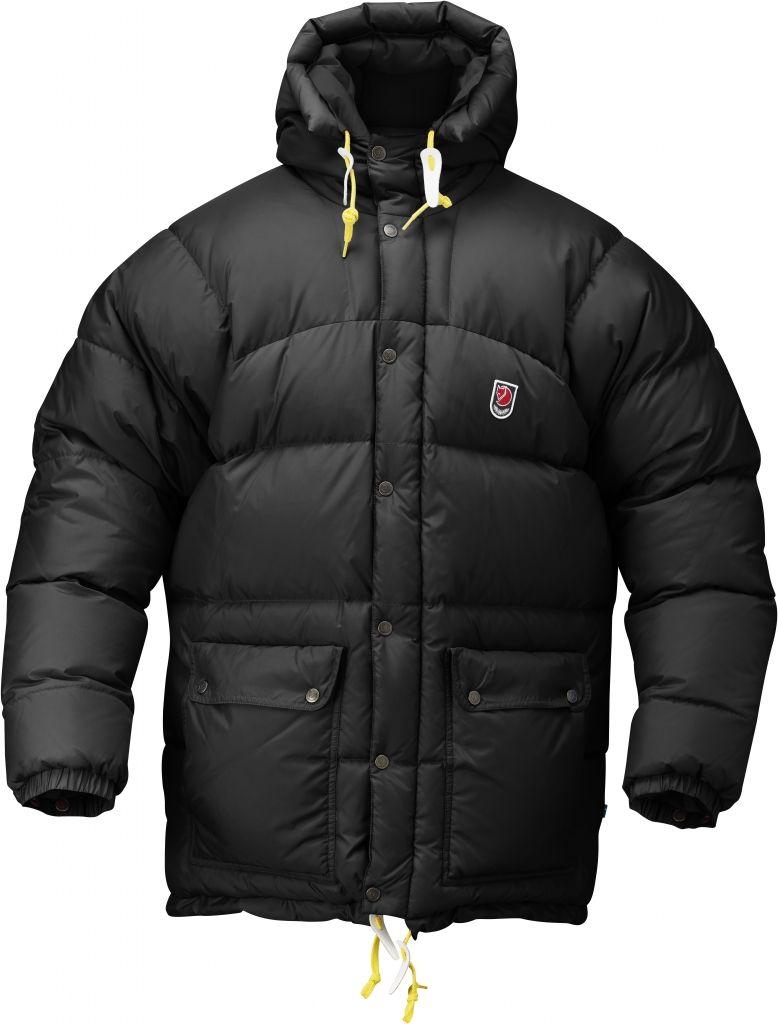 FjallRaven Expedition Down Jacket Black-30