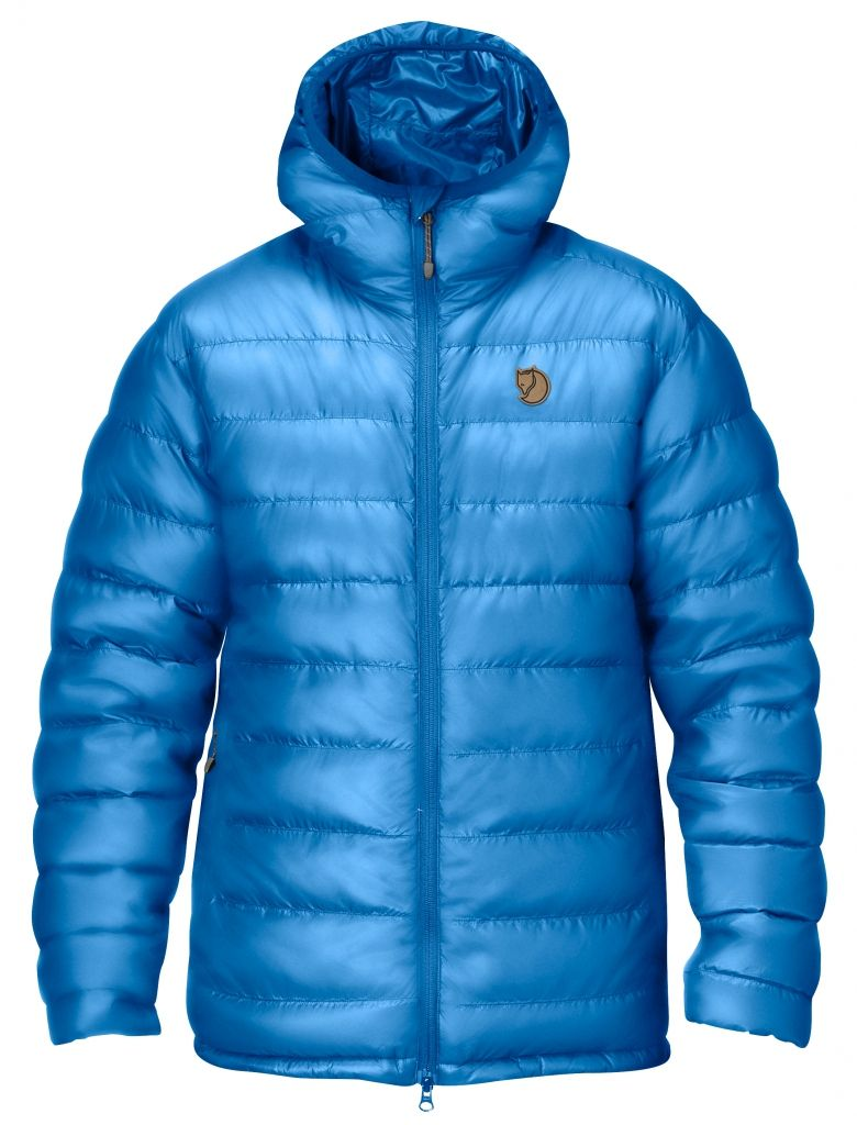 FjallRaven Pak Down Jacket UN Blue-30