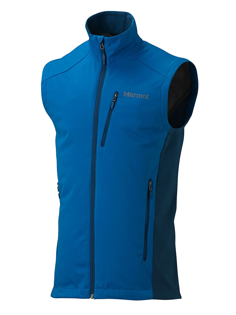 Marmot Leadville Vest Cobalt Blue/Dark Ink-30
