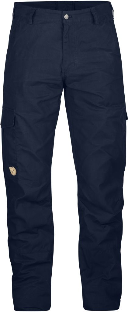FjallRaven Övik Trousers Dark Navy-30