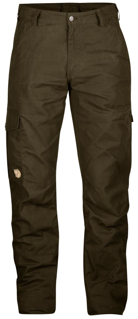 FjallRaven Övik Trousers Dark Olive-30