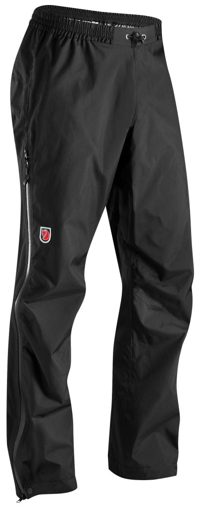 FjallRaven Bäck 2,5 L Trousers Black-30