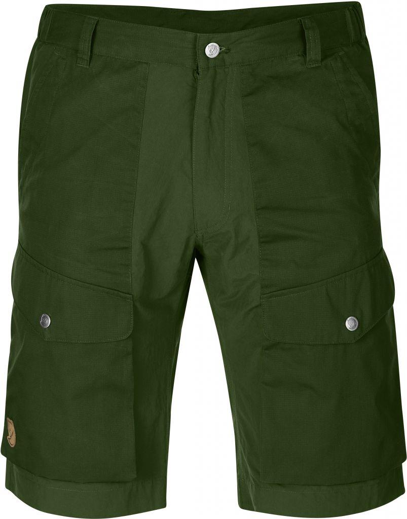 FjallRaven Abisko Hybrid Shorts Pine Green-30