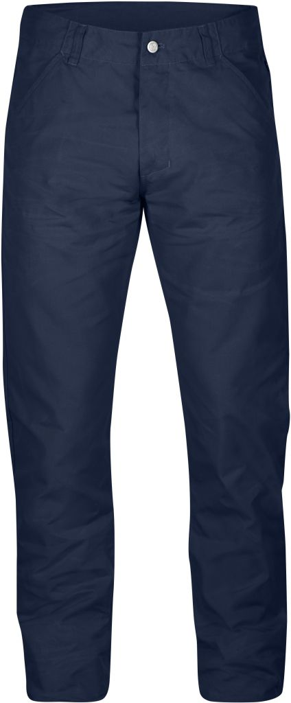 FjallRaven Kiruna Trousers Dark Navy-30