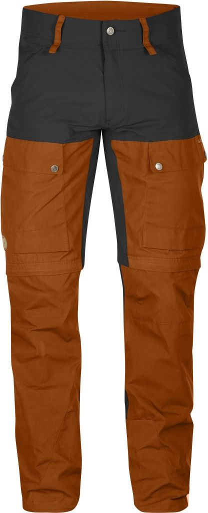 FjallRaven Keb Gaiter Trousers Autumn Leaf-30