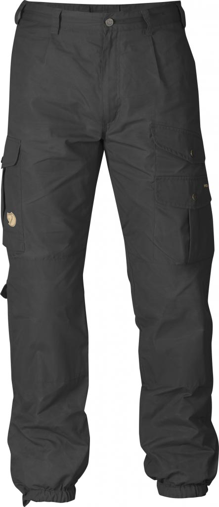 FjallRaven Greenland Trouser Dark Grey-30
