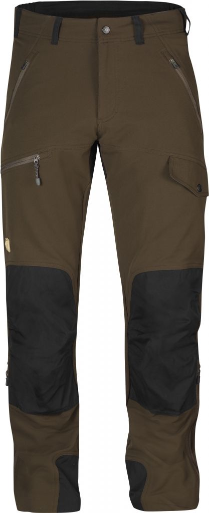 FjallRaven Älv Trousers Black-30