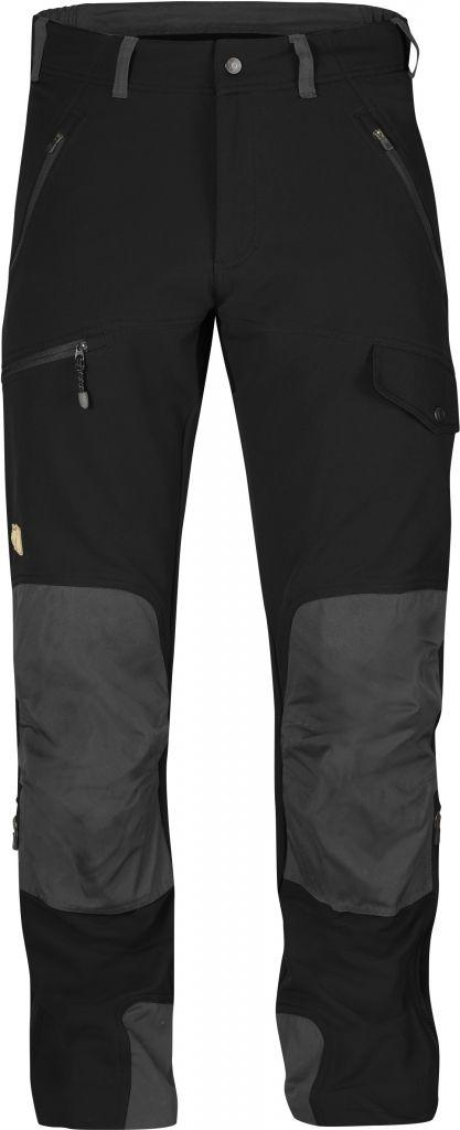 FjallRaven Älv Trousers Black-Dk.Grey-30