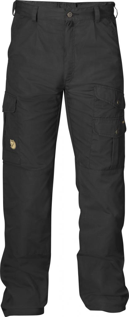 FjallRaven Iceland Trouser Dark Grey-30