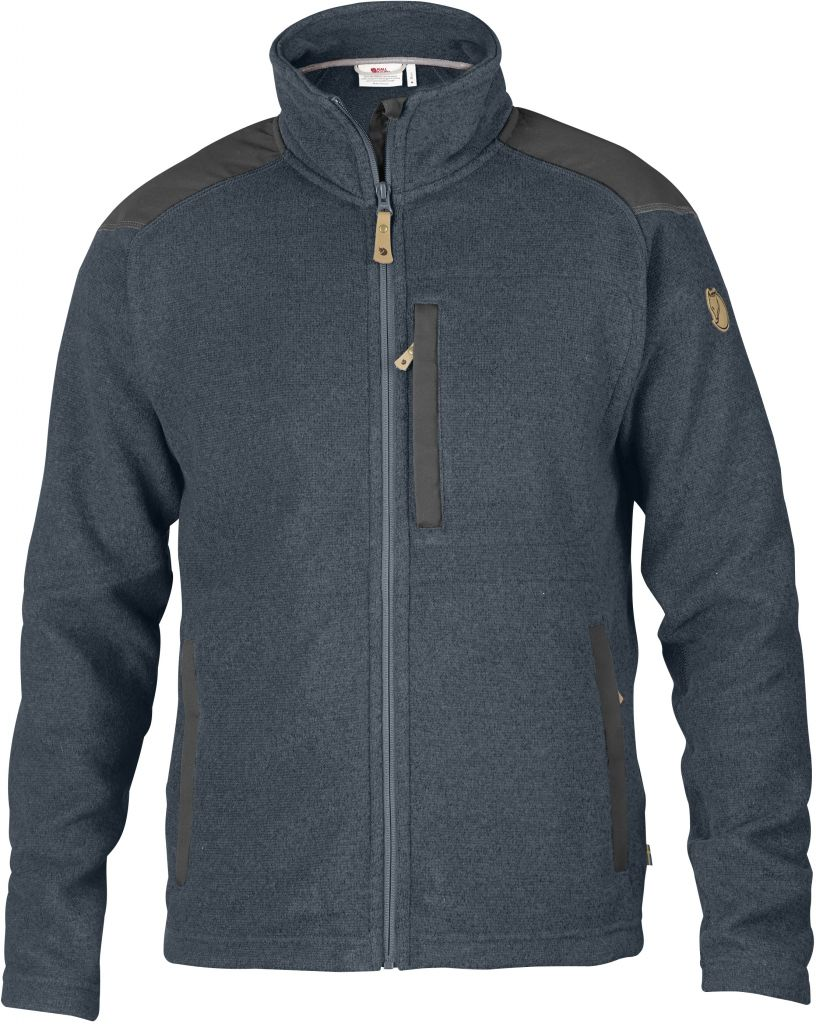 FjallRaven Buck Fleece Graphite-30