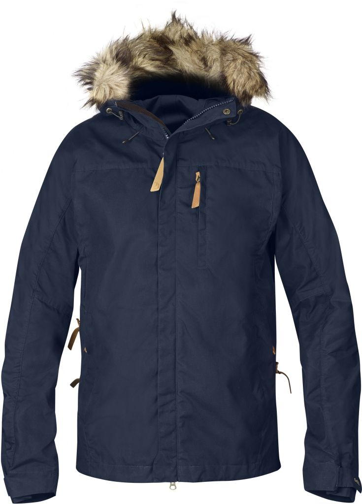 FjallRaven Singi Jacket Dark Navy-30