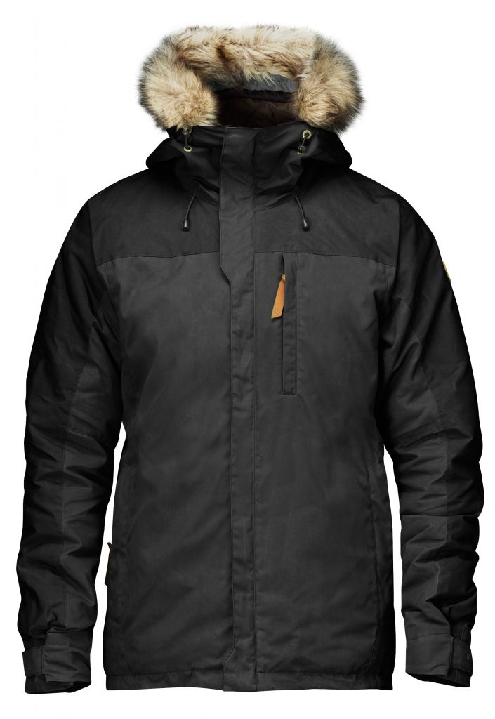 FjallRaven Singi Loft Jacket Dark Grey-30