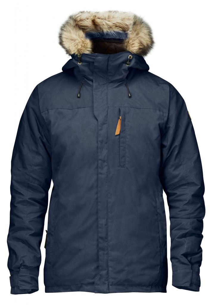 FjallRaven Singi Loft Jacket Dark Navy-30
