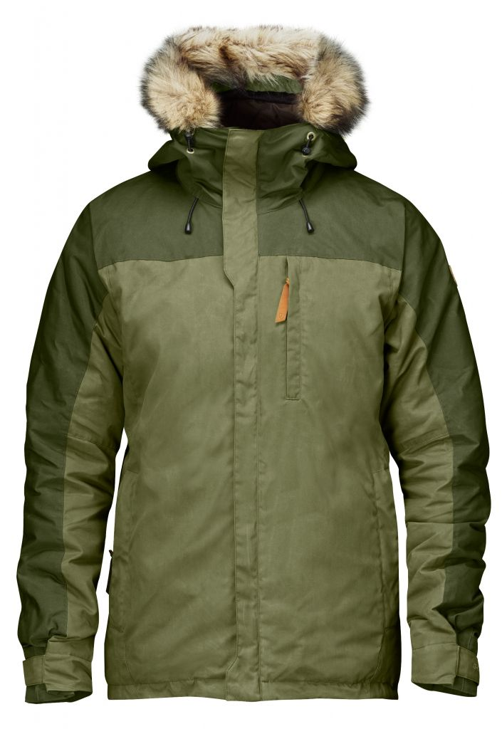 FjallRaven Singi Loft Jacket Green-30