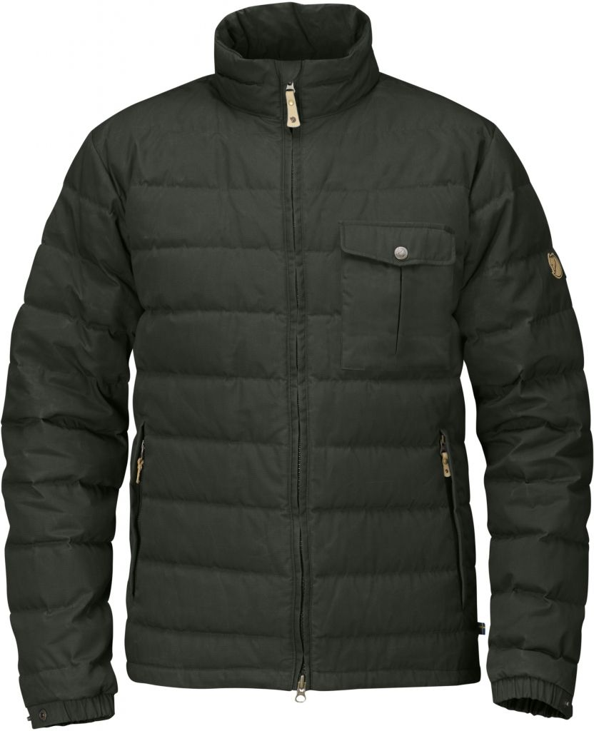 FjallRaven Övik Lite Jacket Mountain Grey-30