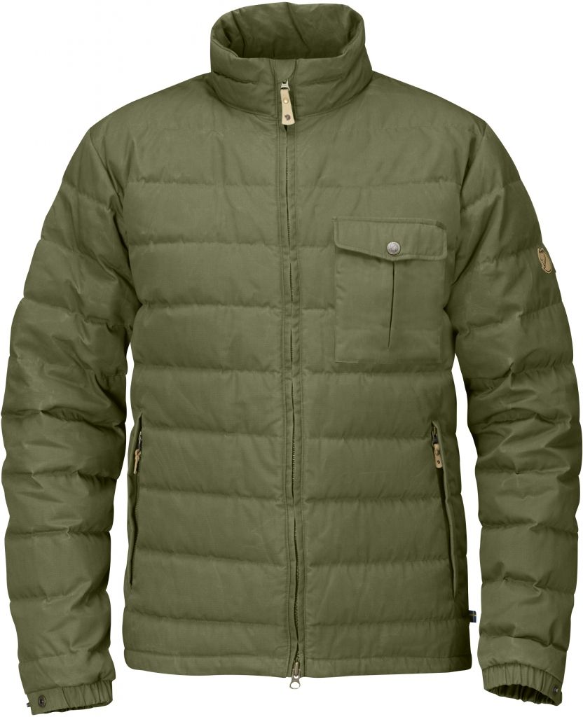 FjallRaven Övik Lite Jacket Green-30