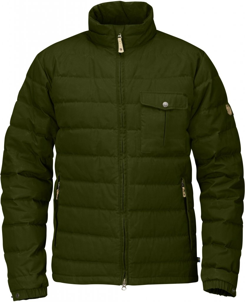 FjallRaven Ovik Lite Jacket New Moss-30