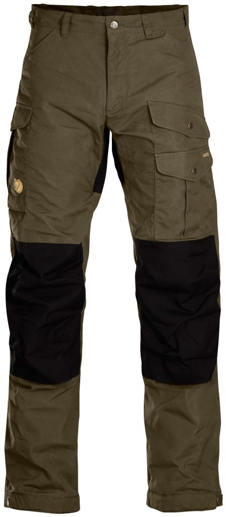 FjallRaven Vidda Pro Hydratic Trousers Dark Olive-30