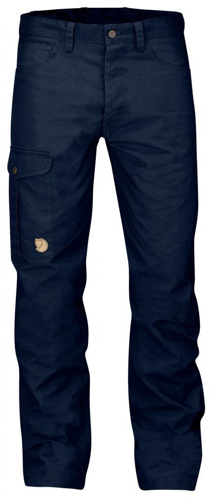 FjallRaven Greenland Jeans Dark Navy-30