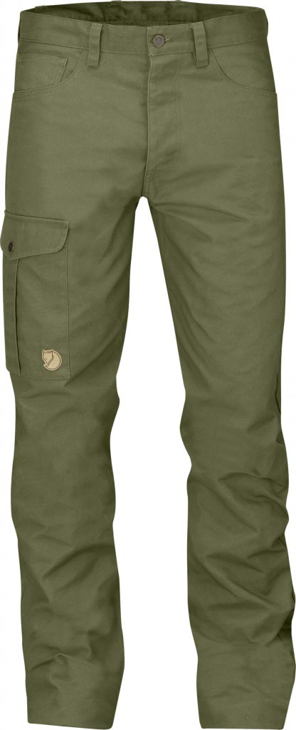 FjallRaven Greenland Jeans Green-30
