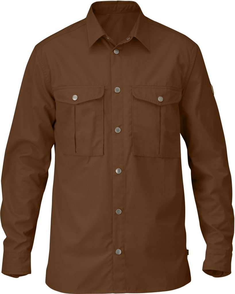 FjallRaven Greenland Shirt Chestnut-30