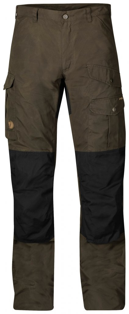 FjallRaven Barents Pro Hydr. Trousers Dark Olive-30