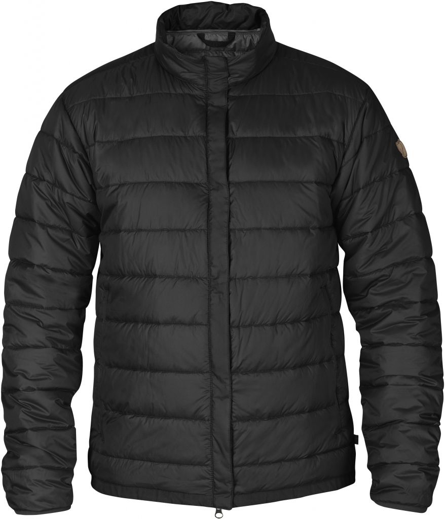FjallRaven Keb Loft Jacket Black-30