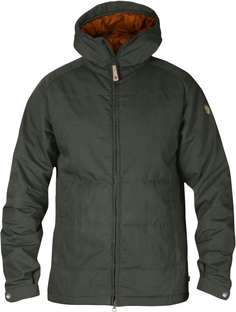 FjallRaven Övik Loft Jacket Mountain Grey-30