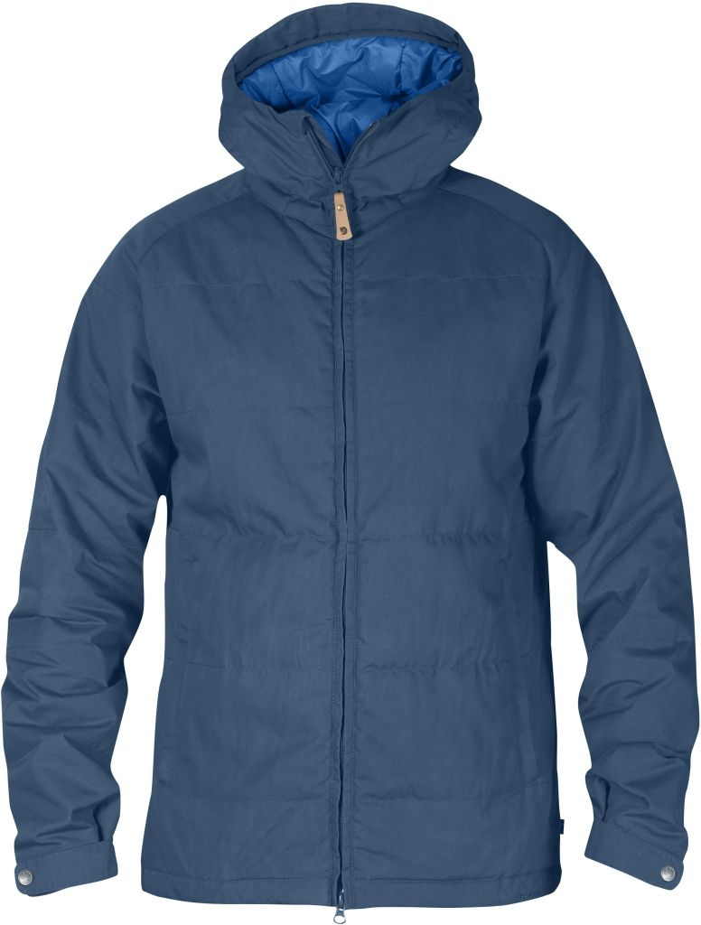 FjallRaven Övik Loft Jacket Uncle Blue-30