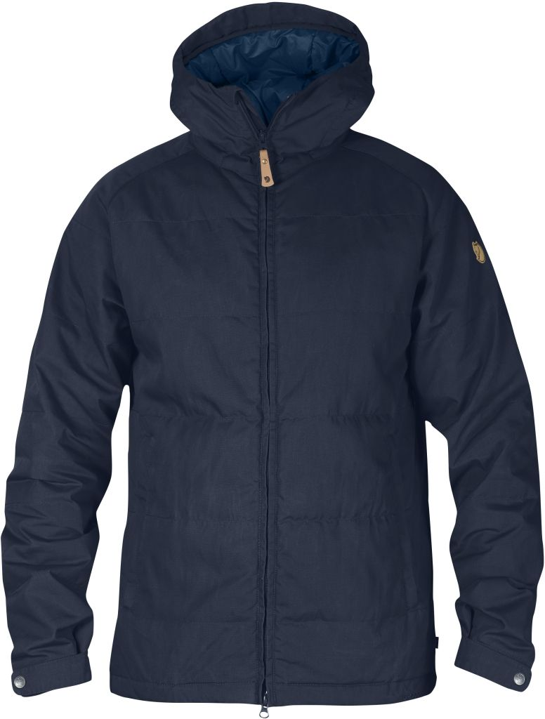 FjallRaven Övik Loft Jacket Dark Navy-30