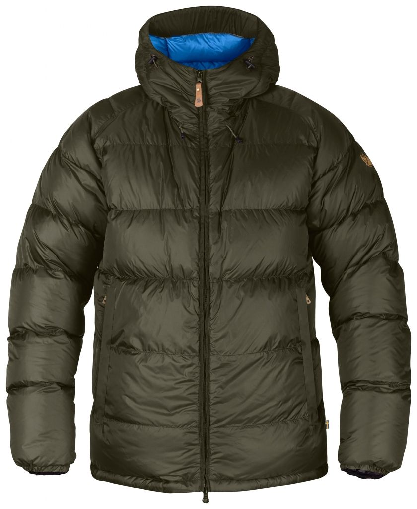 FjallRaven Keb Down Jacket Tarmac-30