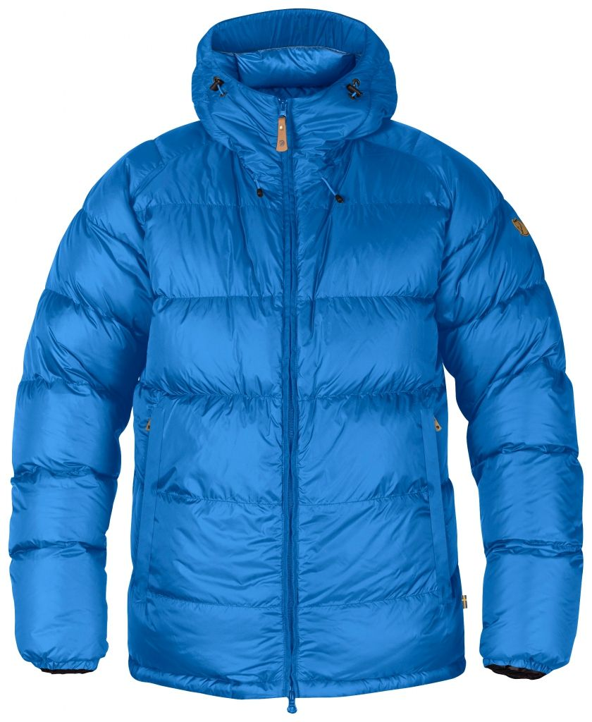 FjallRaven Keb Down Jacket UN Blue-30
