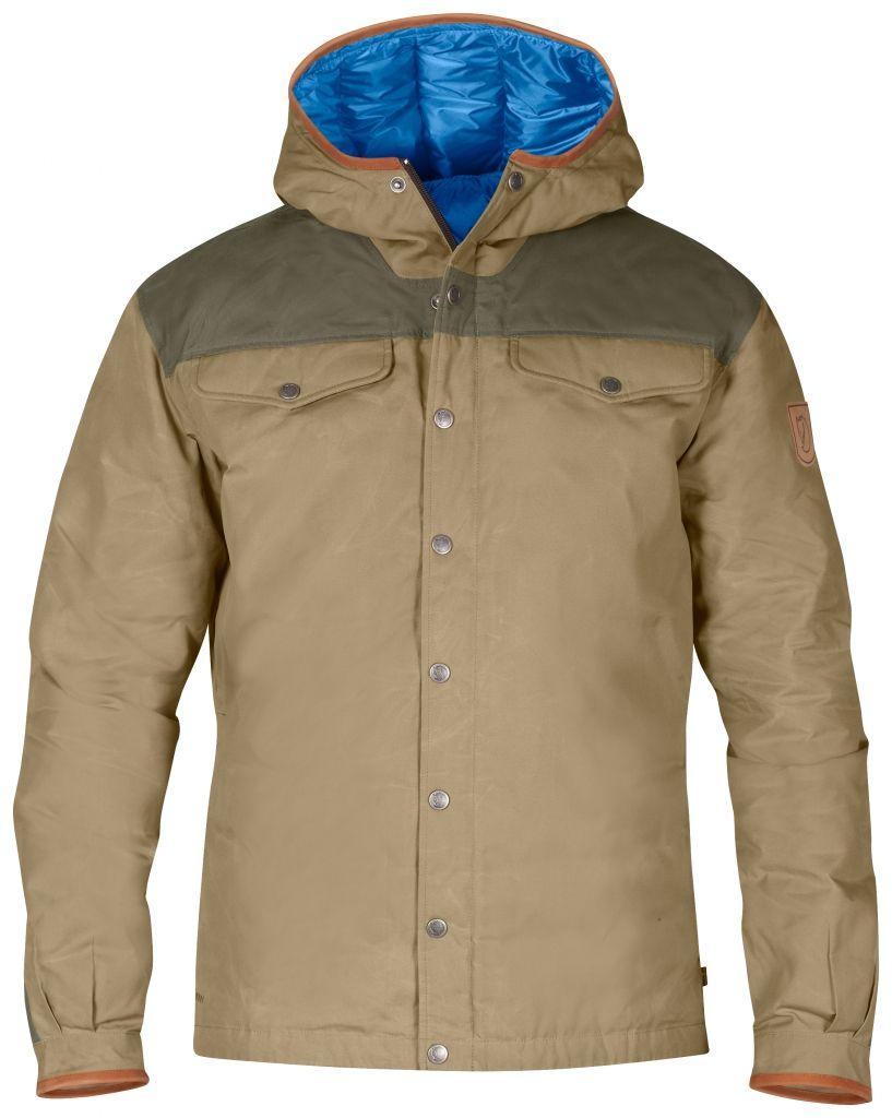 FjallRaven Greenland No.1 Down Jacket Sand-30