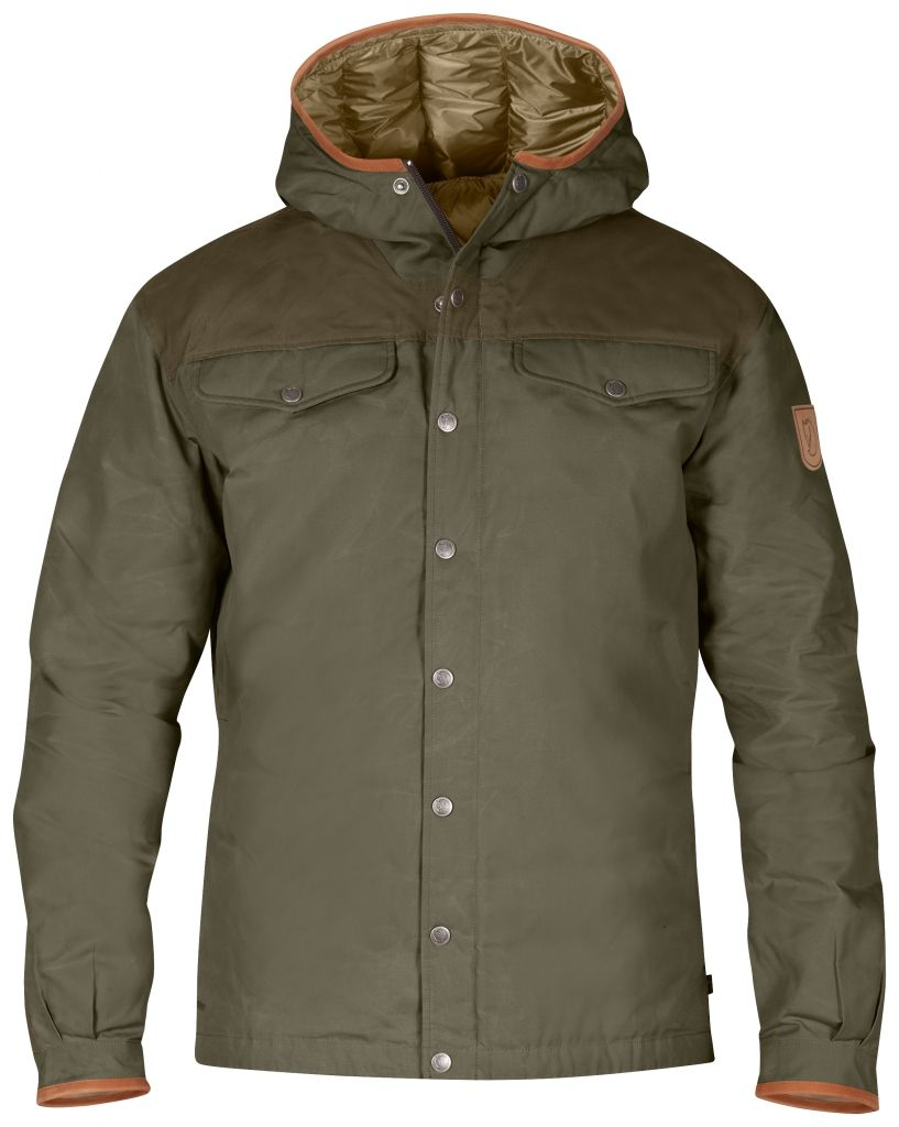 FjallRaven Greenland No.1 Down Jacket Tarmac-30