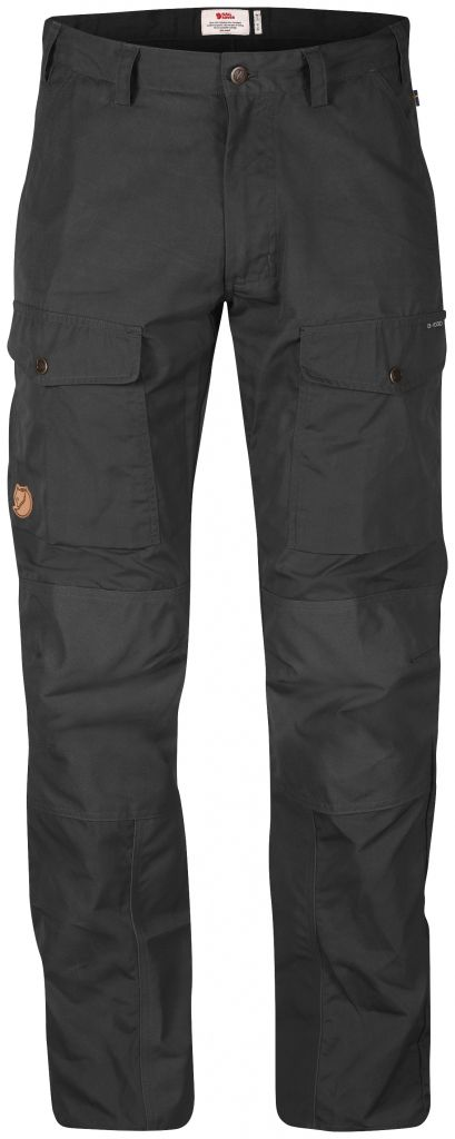 FjallRaven Sarek Reinforced Trousers Dark Grey-30