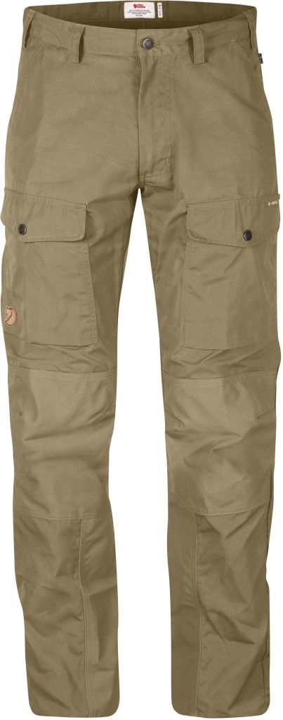 FjallRaven Sarek Reinforced Trousers Sand-30