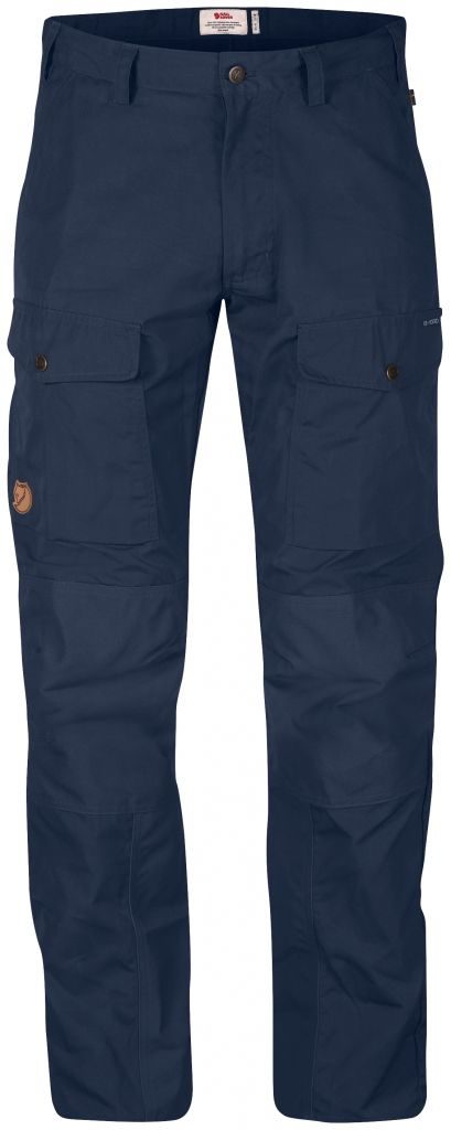 FjallRaven Sarek Reinforced Trousers Dark Navy-30
