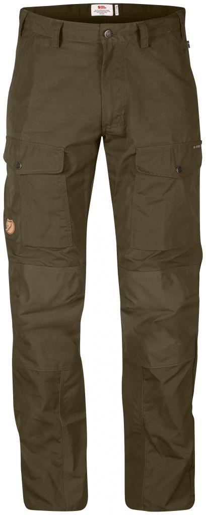 FjallRaven Sarek Reinforced Trousers Dark Olive-30