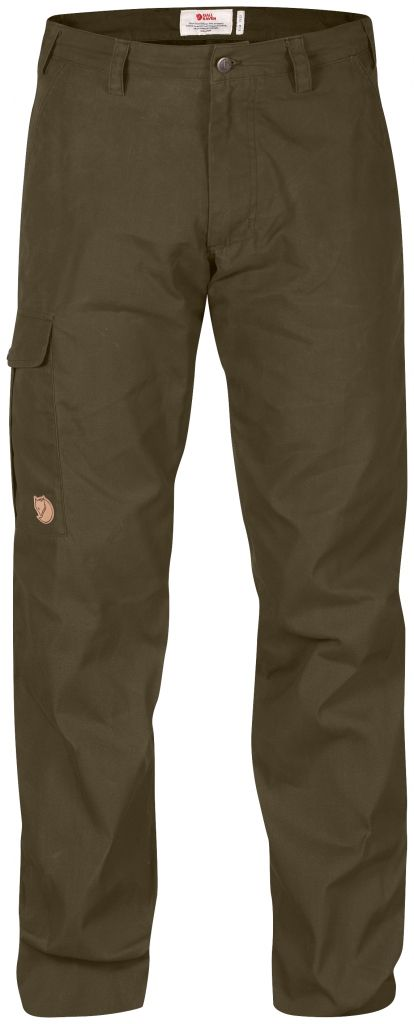 FjallRaven Övik Winter Trousers Dark Olive-30