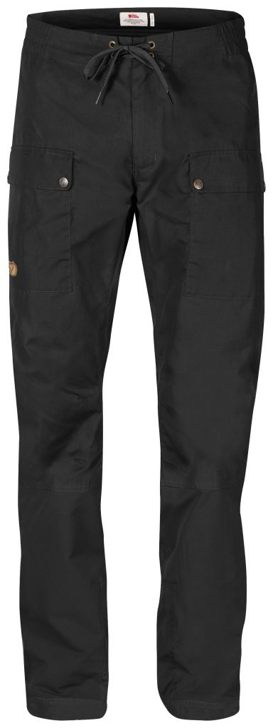 FjallRaven Abisko Active Trousers Dark Grey-30