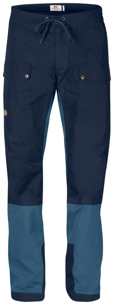 FjallRaven Abisko Active Trousers Dark Navy-30